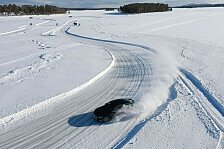 DTM - Video: Ice Challenge: Drift-Spektakel in Schweden