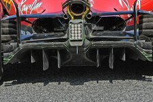 Diffusor-Vergleich: Ferrari mit Monster-Flaps