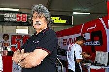 MotoE-Teambesitzer Paolo Simoncelli übt Kritik am Konzept