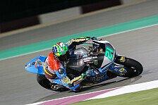 Moto2 in Katar: Sieg für Morbidelli, Lüthi wird Zweiter