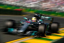 Formel 1 - Hamilton holt die Pole Position: F1-Live-Ticker Australien GP 2017: Qualifying