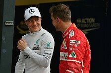 Bottas-Einstand: Schon auf Rosberg-Niveau