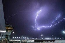 Samstag in Katar abgesagt: Die schlimmsten Wetter-Kapriolen der MotoGP