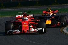 Vettel erlöst Ferrari: Auftaktsieg in Australien