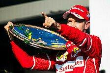 Formel 1 - Auftaktsieger = Weltmeister?