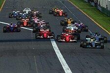 Formel 1: Sebastian Vettel lobt die neuen Autos