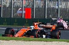 Formel 1 Australien: Fernando Alonso spricht vom besten Rennen seiner Karriere