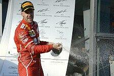 Team für Team - Australien GP: Sebastian Vettel siegt vor Lewis Hamilton