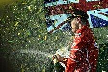TV-Quoten Australien: Vettel-Sieg lässt RTL jubeln