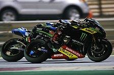 P10: Folger vergeigt besseres Ergebnis beim MotoGP-Debüt in Katar zu Rennbeginn