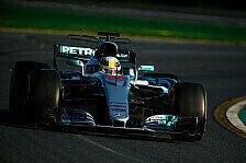 Formel 1 - Bilderserie: Führungsrunden: Hamilton knackt magische Marke