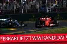 Ferrari jetzt wirklich wieder Titelanwärter?