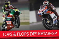 MotoGP - Video: Tops & Flops des Katar-GP