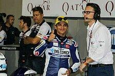 Pole Position für Moto3-Rennen in Barcelona gehört Martin
