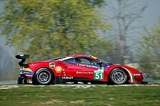 Lucas Di Grassi startet in Le Mans für Ferrari in der GTE-Pro-Klasse