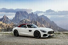 Auto - AMG GT Roadster und AMG GT C Roadster