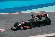 Bahrain: McLaren-Junior De Vries mit Bestzeit zum Test-Abschluss
