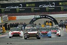 Rallycross-WM ab 2020 rein-elektrisch: FIA segnet E-WRX ab