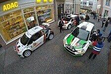 ADAC Rallye Masters - Tanz auf dem Vulkan für Deutschlands Rallye-Elite