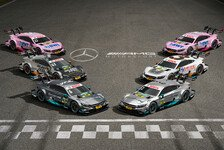 DTM - Der neue Mercedes-AMG C 63 DTM