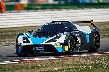 Mehr Sportwagen - GT4-Debüt für Benjamin Mazatis in Misano
