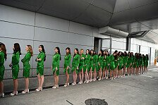 Formel 1 - Bilder: China GP - Girls