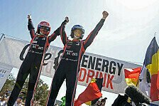 Vorschau: Rallye Portugal - Rekord-Kampf der 2017er Boliden