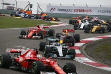 Formel 1 - Halbe Million Plus: TV-Quoten China GP: RTL legt deutlich zu