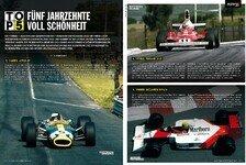 Formel 1 - Bilderserie: MSM Nr 54: Formel 1