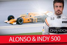 Formel 1 - Video: Reaktionen: Alonso pfeift auf Monaco - Indy 500 here we come!
