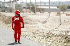 Formel 1 Bahrain, Kimi-Classic: Räikkönen, lost in the desert