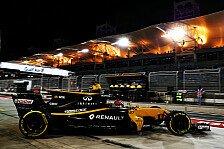 Renault-Pilot Nico Hülkenberg nach Platz 7 in Bahrain: Eine Runde wie eine Pole