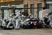 Formel 1 - Video: Wieder Williams! DHL Fastest Pit Stop Award in Bahrain