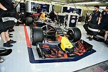 Horner (Red Bull): Vom rechten Reglement-Weg abgekommen