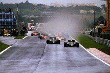 Formel 1 heute vor 35 Jahren: Senna gewinnt ersten Grand Prix