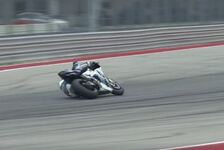 MotoGP - Tosender Applaus nach Monster-Save: Rodeo-Einlage: Baz zeigt Save des Jahres