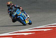 Aron Canet gewinnt in Spanien sein erstes GP-Rennen