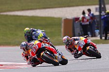 MotoGP - Video: Vinales crasht, Marquez siegt: Die Highlights vom Austin-GP 2017