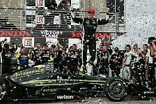 IndyCar - Alabama