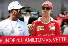 Formel 1, Russland GP: Statistik spricht für Hamilton im Kampf gegen Vettel