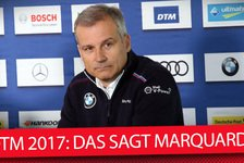 DTM - Video: Interview mit BMW-Motosport-Chef Jens Marquardt