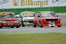 Youngtimer Trophy - Volle Starterfelder in der YOUNGTIMER TROPHY: Saisonstart in Hockenheim