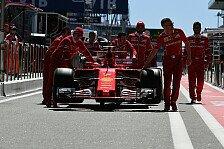 Formel 1 - Bilder: Russland GP - Donnerstag