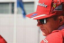 Russland GP: Kimi Räikkönen über Privatleben, Ferrari, Zukunft und Kritik