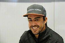 Formel 1: Fernando Alonso begeistert von erster Indy-Reise