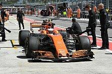 Erste Strafe wegen Honda: 15 Plätze für Vandoorne