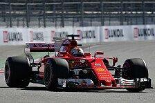 Sebastian Vettel nach Russland-Rundenrekord: Im Ferrari steckt noch mehr!