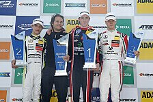 Formel 3 EM - Mick in Monza auf dem Podium: News-Ticker: Mick Schumacher in der F3