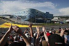 Formel 1 Kalender 2020: Russland plant Rennen mit Zuschauern
