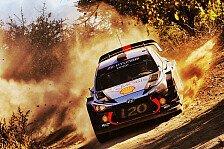 Die Szenen der Rallye Argentinien - Teil 2